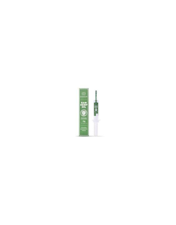 RAW Hemp Oil 2000mg CBD+CBDa(20%)