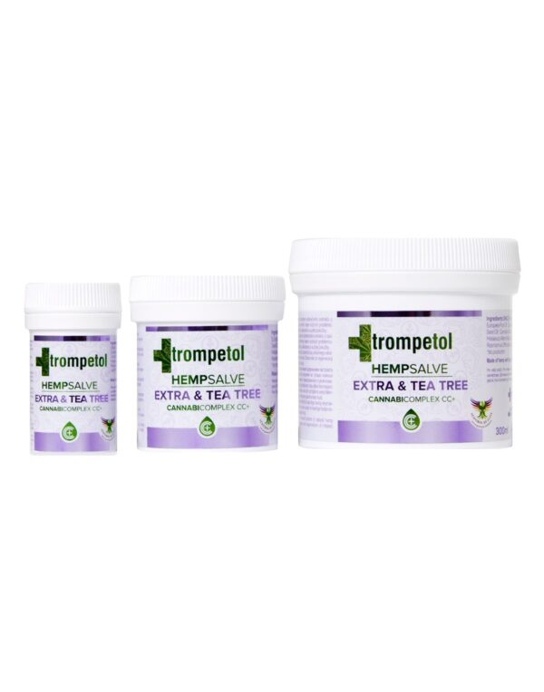 Trompetol Hemp Salve Extra & Tea Tree