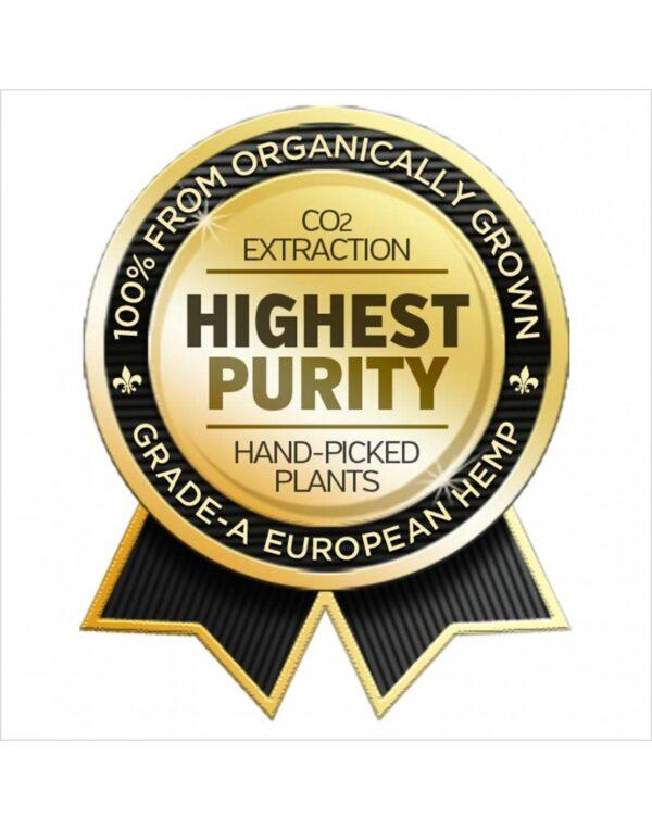 Elixinol 300 mg CBD Tincture (30 ml) taste: Cinnamint