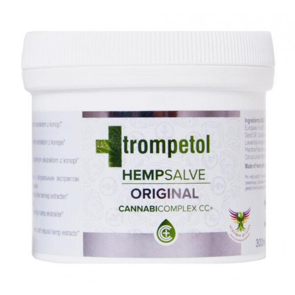 Trompetol Hemp Salve Regenerate