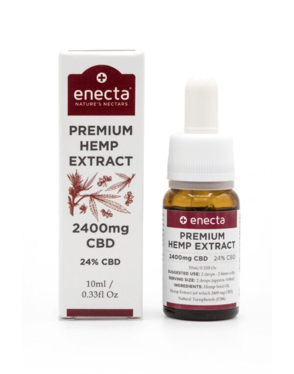 Enecta 24% CBD Oil (2400mg)