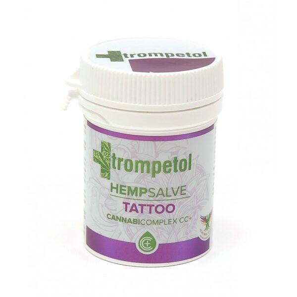 Trompetol Hemp Salve - Tattoo - 50ml