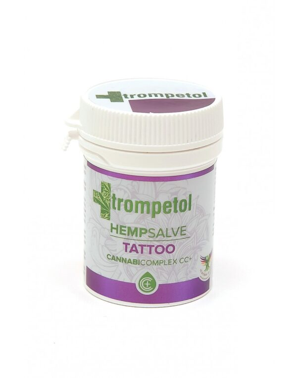 Trompetol Hemp Salve - Tattoo - 50ml