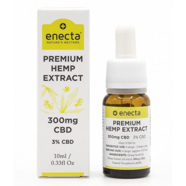 Enecta 3% CBD Oil (300mg)