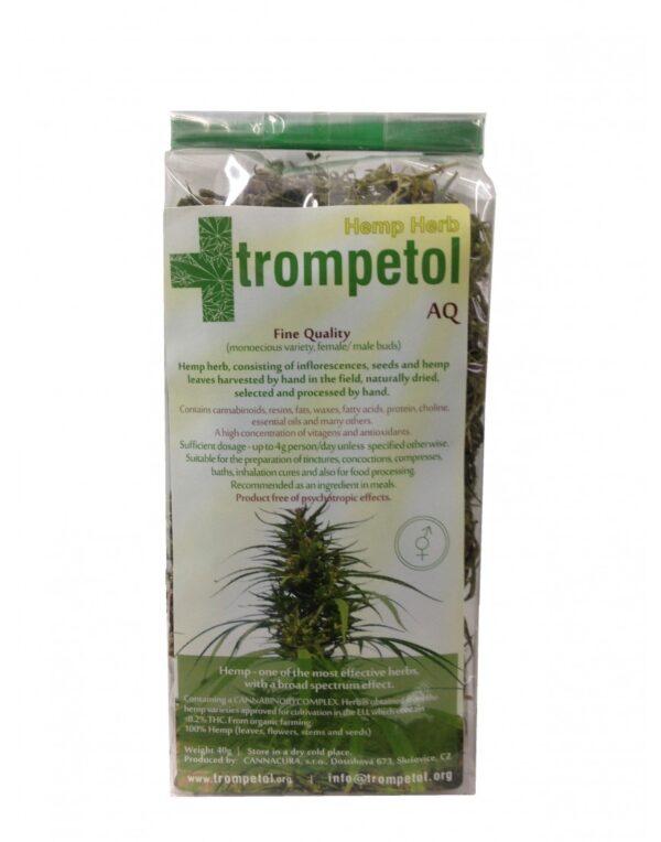 Trompetol Hemp Herb AQ