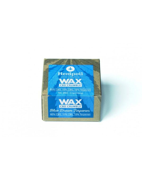 Wax Cbd Crumble - Blue Dream Terpenes