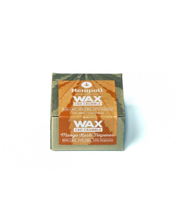 Wax Cbd Crumble - Mango Kush Terpenes