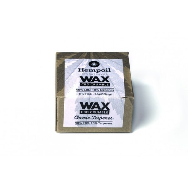 Wax Cbd Crumble - Cheese Terpenes