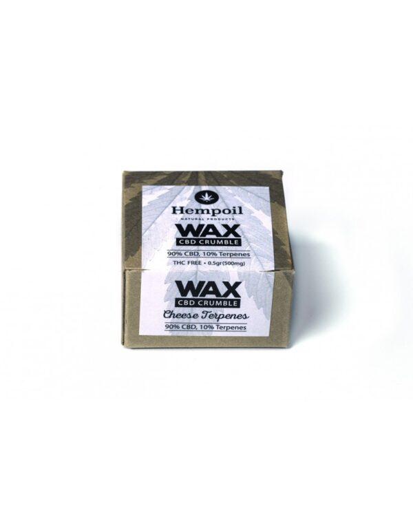 Wax Cbd Crumble - Cheese Terpenes