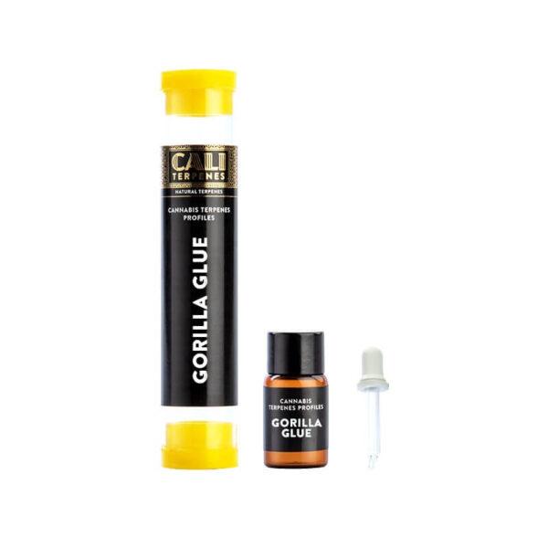 container of cali terpenes gorilla glue