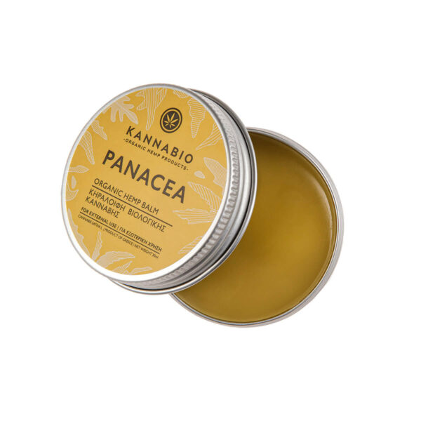 Kannabio Cannabis Beeswax Panacea with cbd