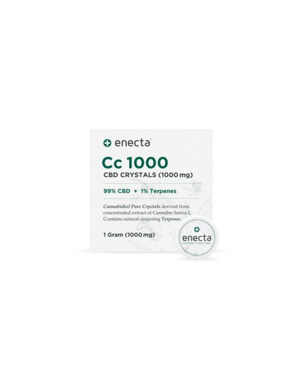 Cc1000mg - CBD Crystals