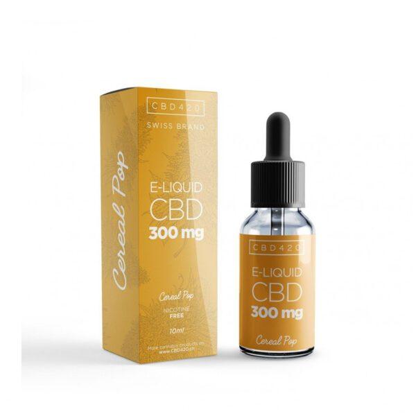 CBD Eliquid - Cereal Pop