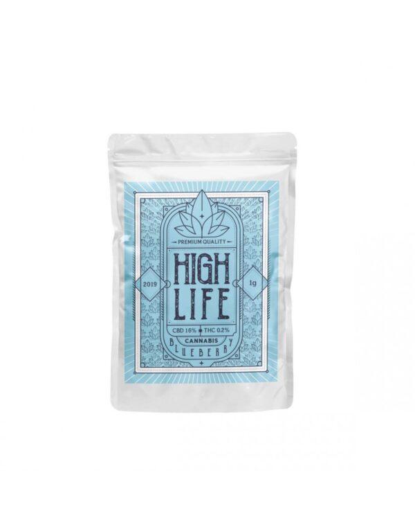 High Life - Blueberry Flowers 1gr