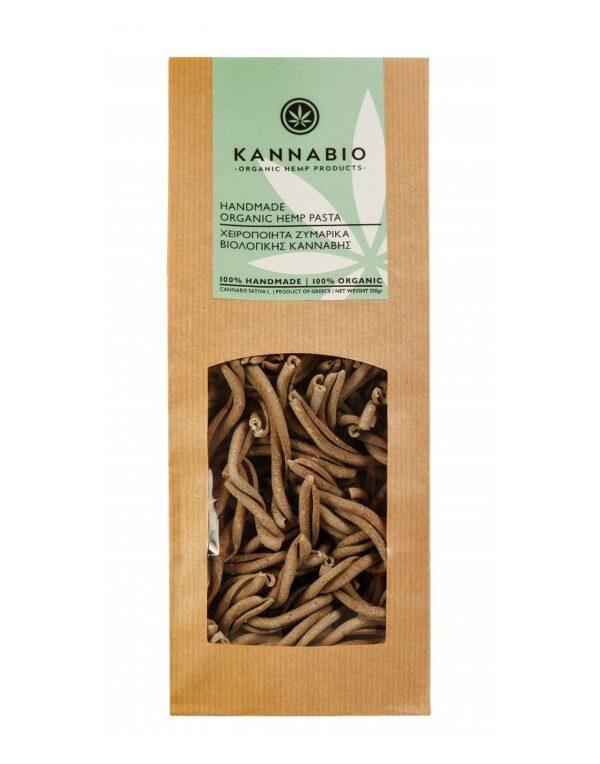 Handmade Organic Hemp Pasta - 350 gr