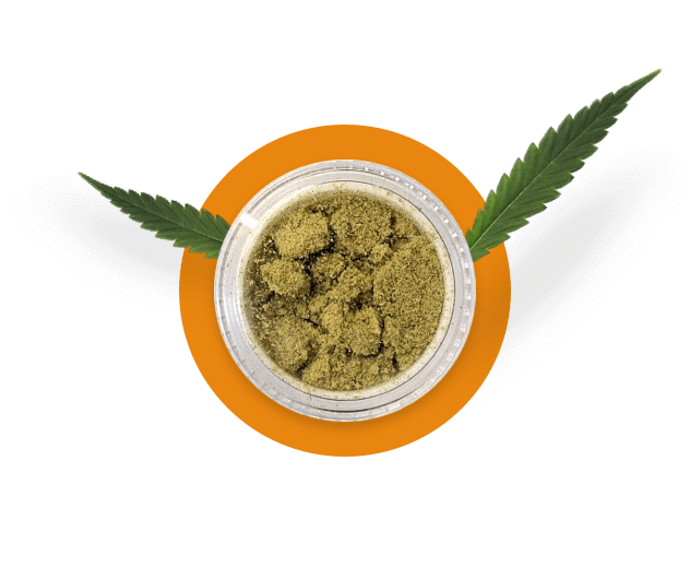 Image of CBD Kief (powder)