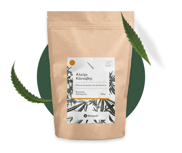 Hemp flour product from Hempoilshop