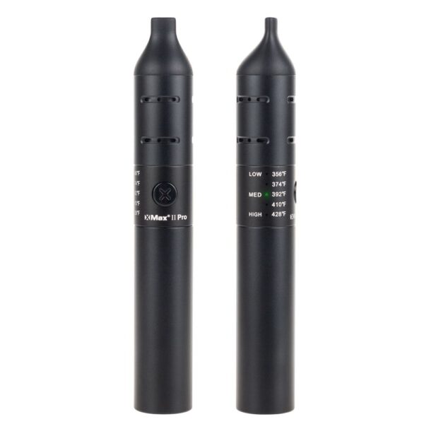 XMAX V2 Pro Vaporizer Black - photo