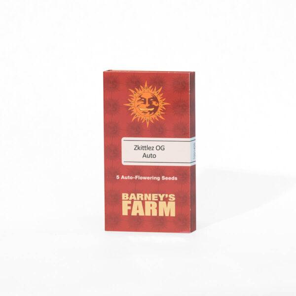 Barneys Farm - Αυτόματοι Σπόροι Κάνναβης - Zkittlez OG Auto - 3τεμ - προιόν