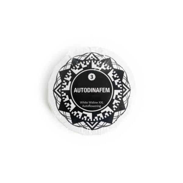 Dinafem Αυτόματοι Σπόροι Κάνναβης - White Widow XXL Auto - 3τεμ - κουτί
