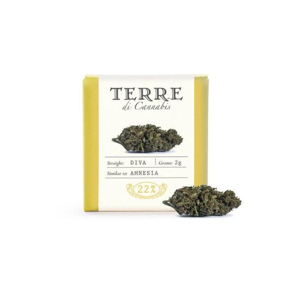 Terre Di Cannabis Diva - 2gr. - product photo