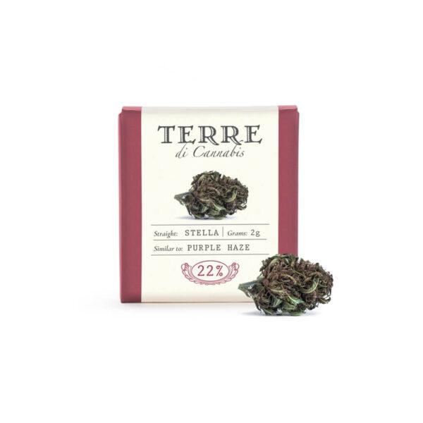 Terre Di Cannabis Stella - 2gr. - product photo