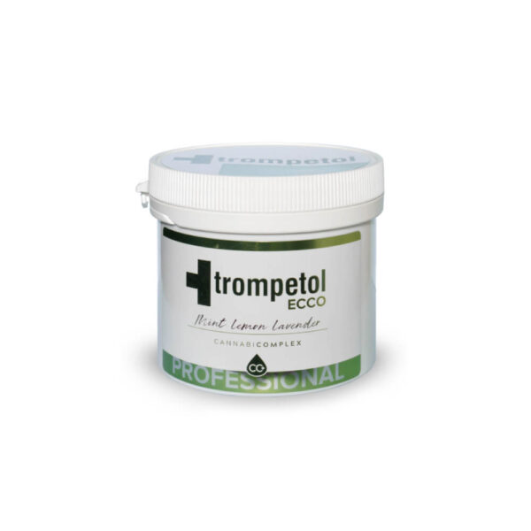 Trompetol Hemp Salve ECCO Mint Lemon Lavender - 100ml - φωτογραφία προϊόντος