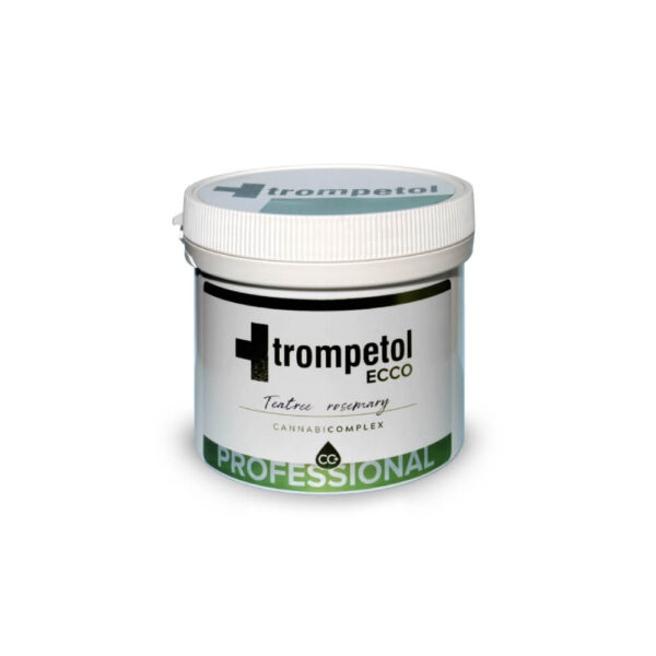 Trompetol Hemp Salve ECCO Teatree Rosemary - 100ml - φωτογραφία προϊόντος
